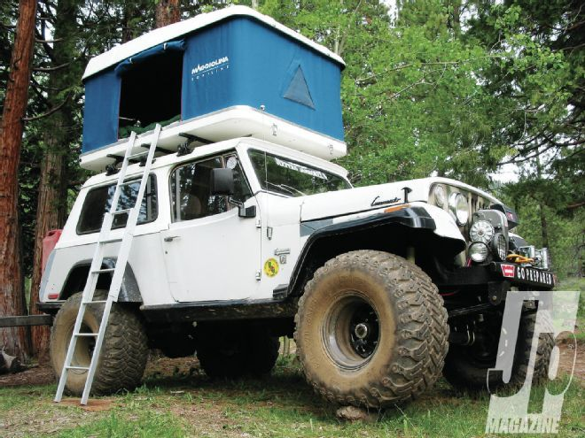 Jeep Rooftop Tents and Trailers - Jp Magazine & Jeep Rooftop Tents and Trailers - Jp Magazine | Jeep Madness ...
