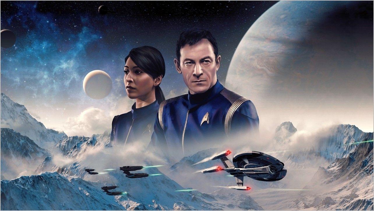 Star Trek Discovery 4k Wallpaper In 2020 Wallpaper Star Trek Trek