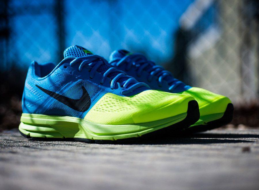 huge discount 76fbf 7dfe9 Nike Air Pegasus 30+ - Vivid Blue - Volt - SneakerNews.com ...