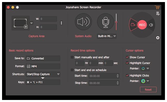 Screen Recorder for Mac Screen recorder, Video capture