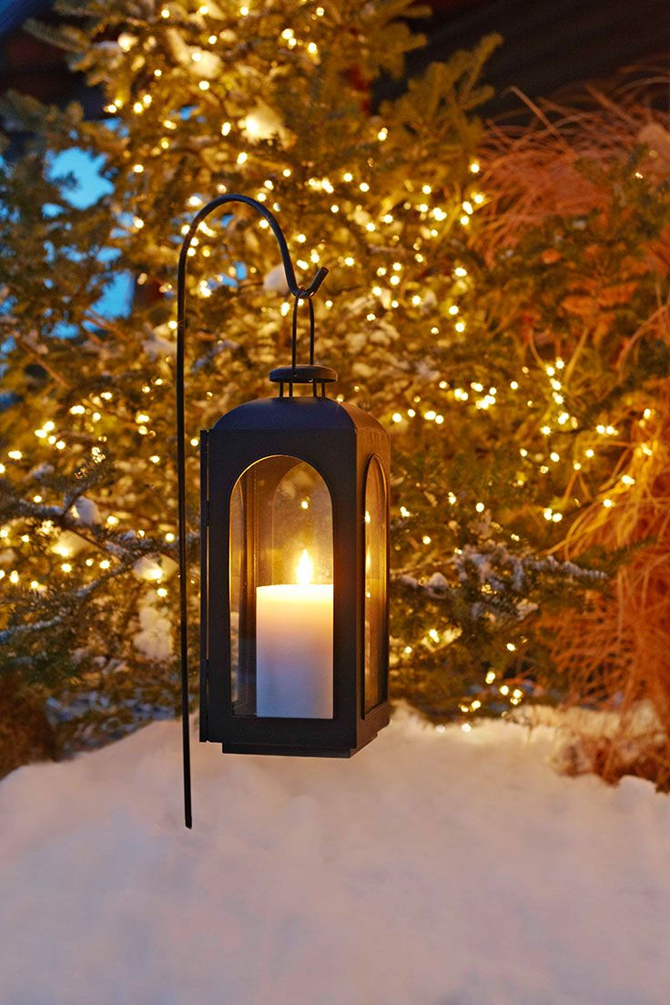 Diy Projects And Ideas Shepherds Hook Lowes Creative Outdoor Lanterns
