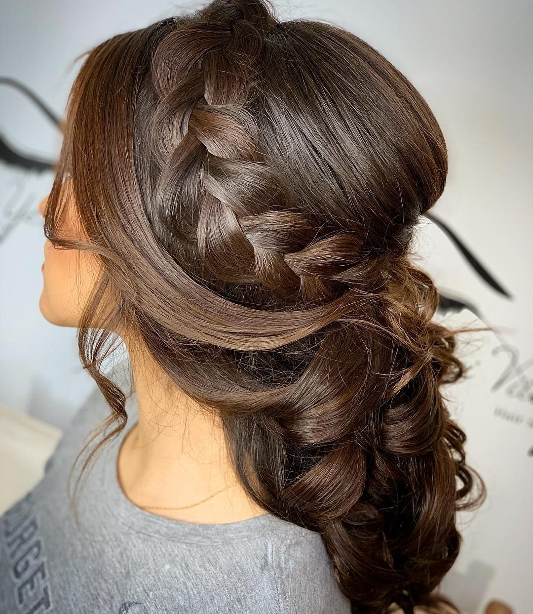 6 Popular Hairstyle Ideas For Quinceaneras In 2020 Quinceanera Hairstyles Quince Hairstyles Hair Styles