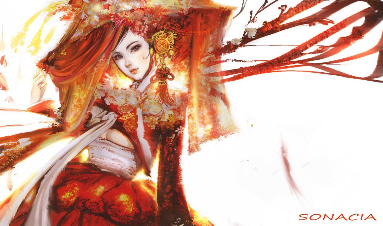 ArtStation - ohudong, sonacia - Youngmin suh