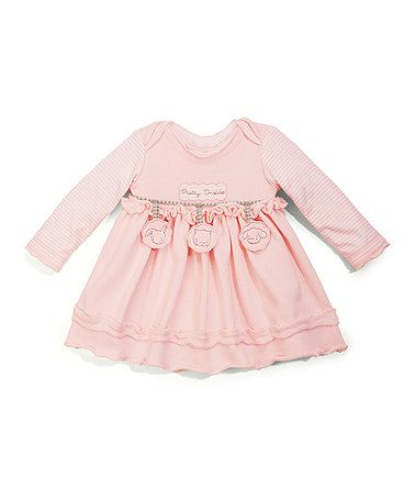 3bc6b66cbfbb This Pink Pretty Inside Dress by Bunnies by the Bay is perfect ...