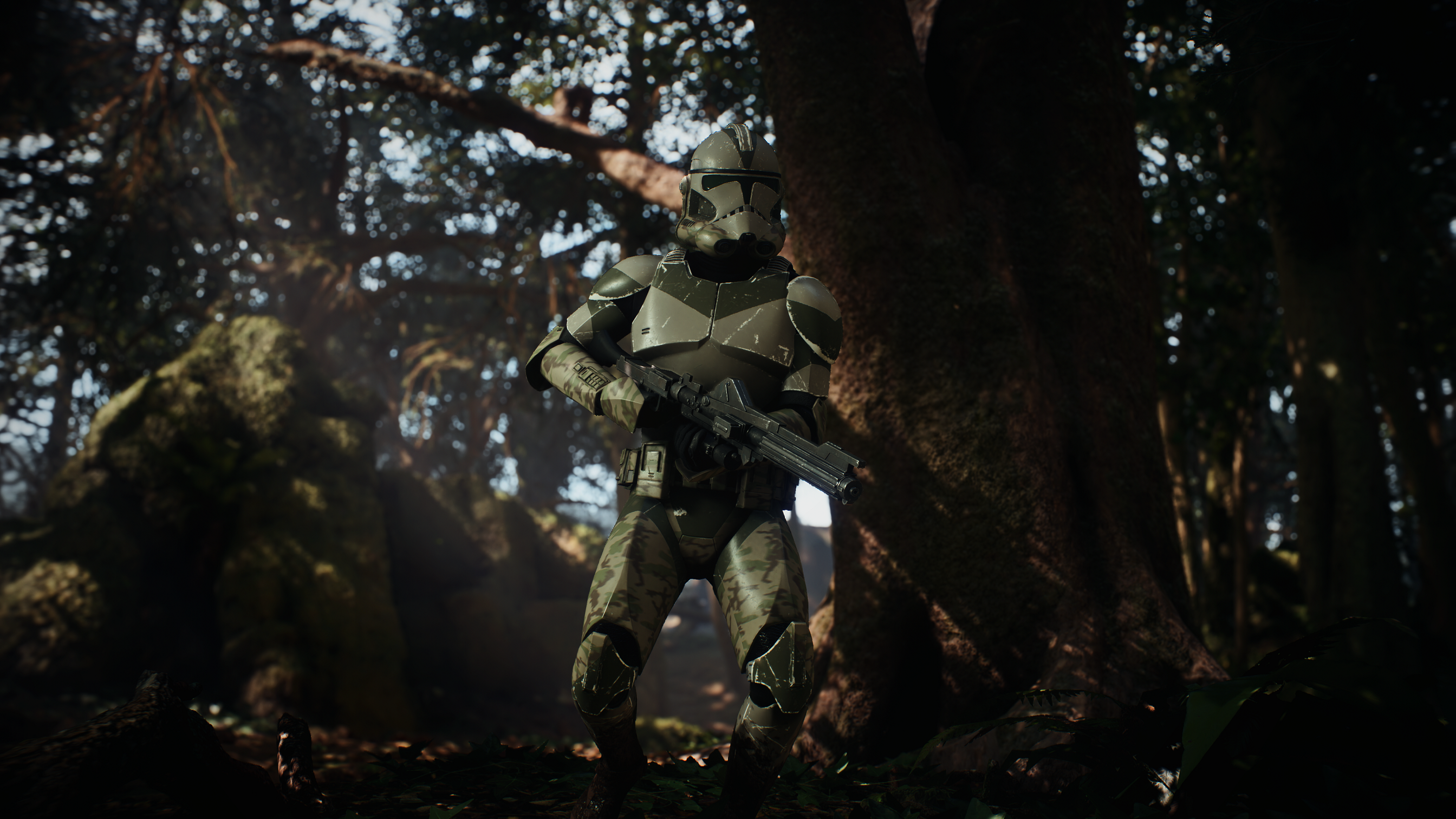 Clone Legions - Cross Era à Star Wars: Battlefront II (2017