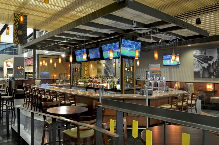 Breweries gordon biersch brewery restaurant by studio h g