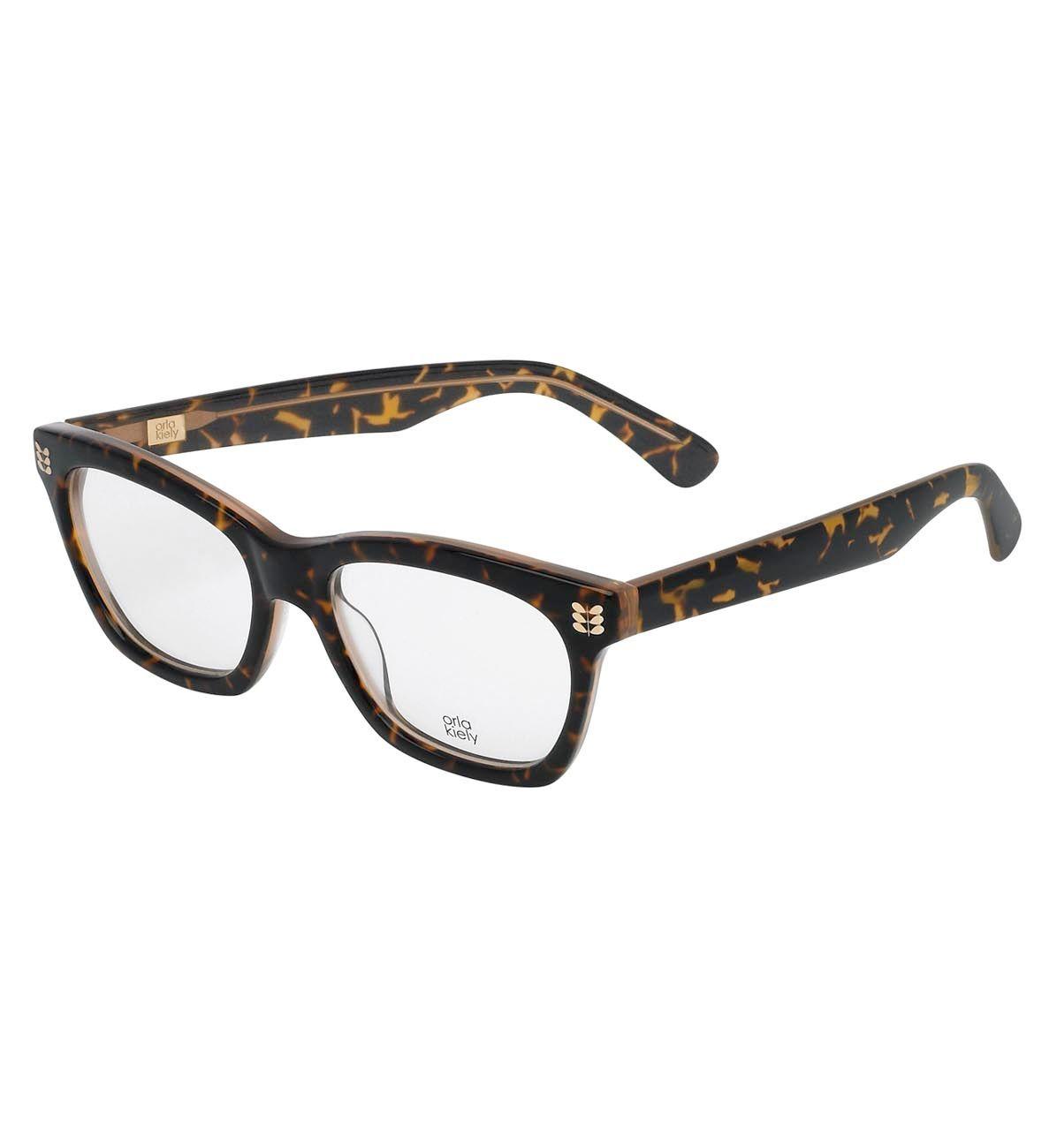 orla kiely vok002 tortoise shell women u0027s glasses my style