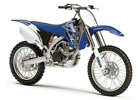 new ray toys 1 6 scale 2009 yamaha yz450f dirt bike 49093. Black Bedroom Furniture Sets. Home Design Ideas