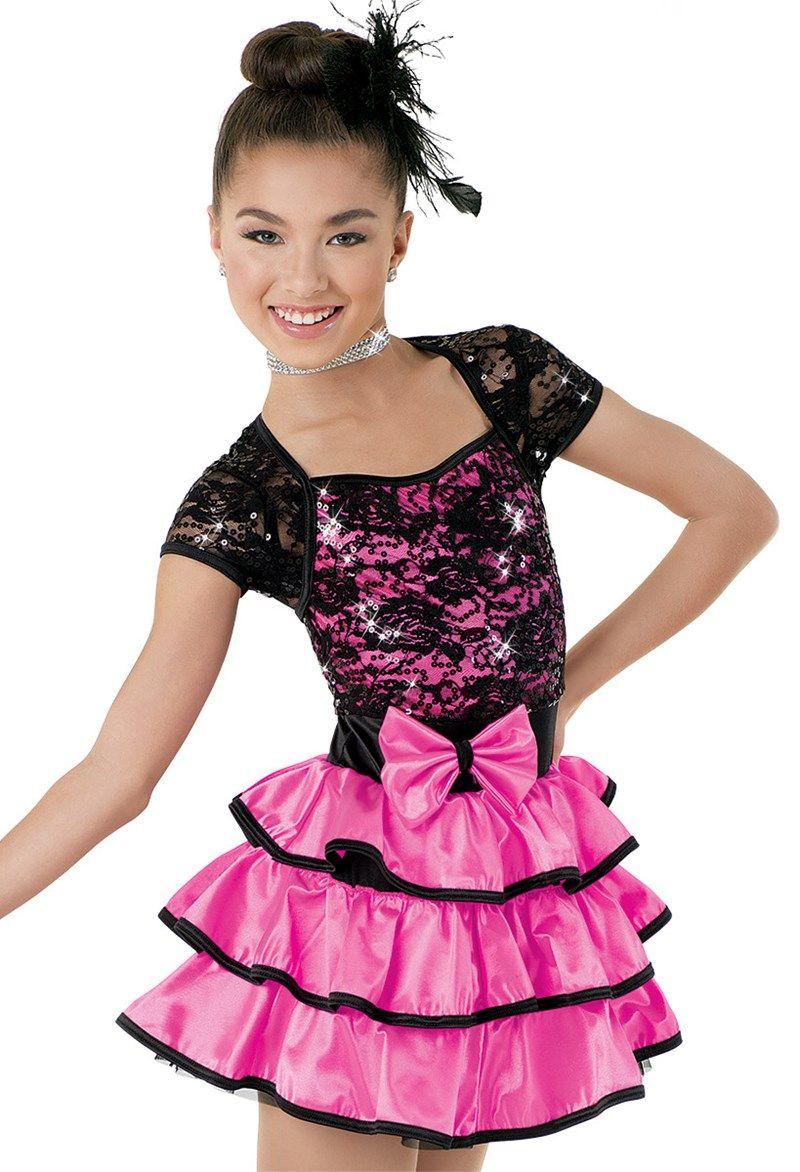 Weissman™ | Sequin Lace & Satin Dress