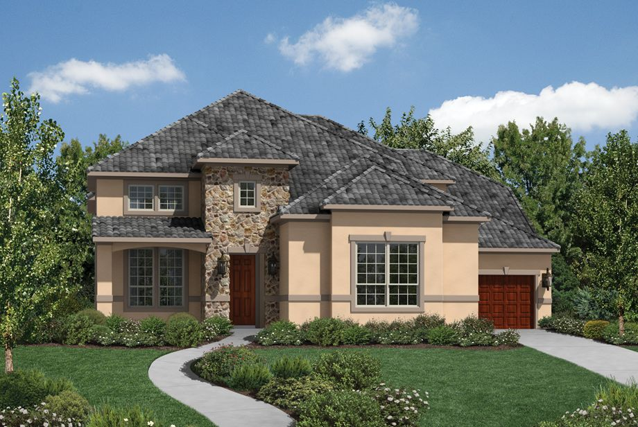 St michael at west park estates luxury new homes in