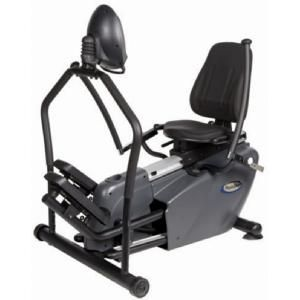 I pinned this from Shopwiki.com: HCI Fitness RXT-1000 PhysioStep Recumbent Elliptical, For an effective, low-impact workout, use the HCI Fitness PhysioStep RXT-1000 Recumbent Elliptical to avoid injury and maximize results. The PhysioStep combines a relaxing recumbent sitting position with the natural motion of an elliptical to create a truly unique fitness experience. Designed to benefit a wide range of users and age groups, this unit is made for commercial settings, clubs, hospitals, and…