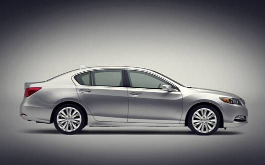 2020 Acura Rlx Redesign 2019 Acura Rlx Redesign Acura Rlx Is A Full