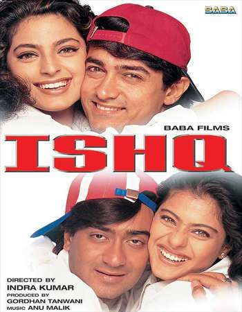 Ishq 1997 Hindi 720p HDRip HD Movie Free Download - Movies Box