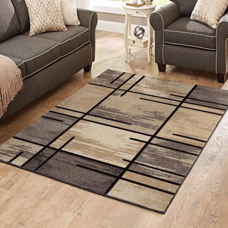 Better Homes Gardens Spice Grid Area Rug Walmart Com In 2020 Area Rugs Rugs Better Homes