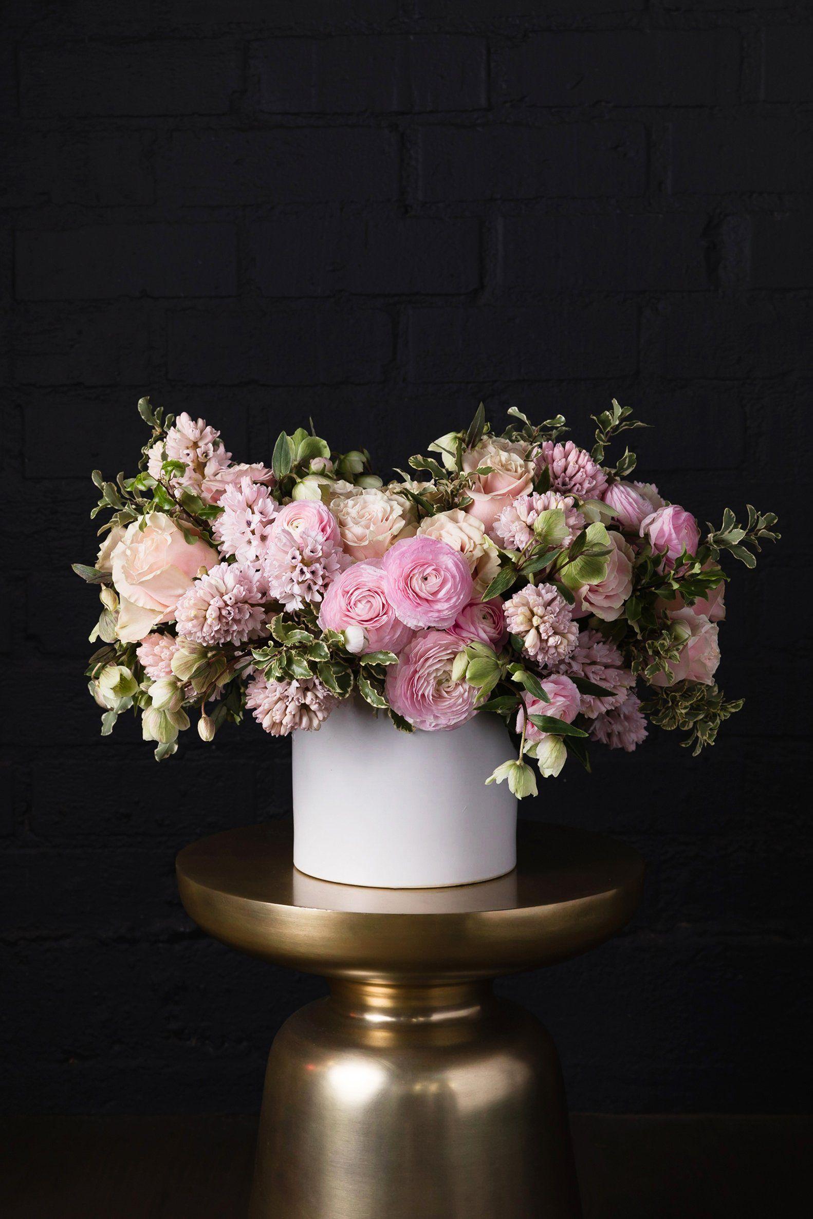 SWEET AS PIE ERIC BUTERBAUGH Luxury flower arrangement