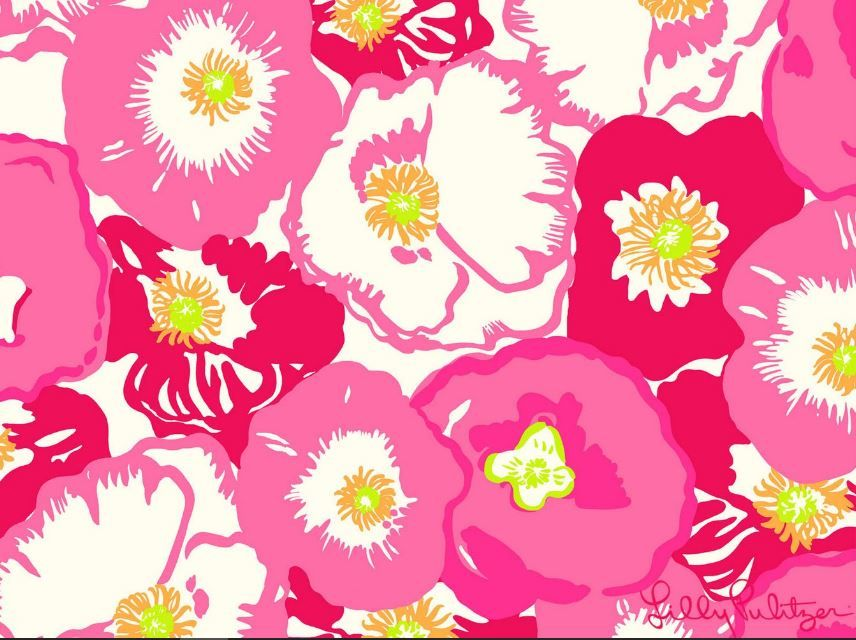 Lilly pulitzer wallpaper monogram   HD Wallpapers in 2019 ...