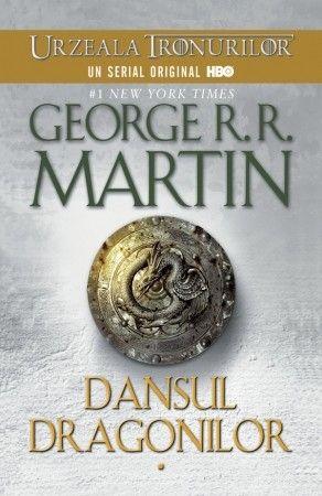 Lista Cărților Lui George R R Martin Traduse In Limba