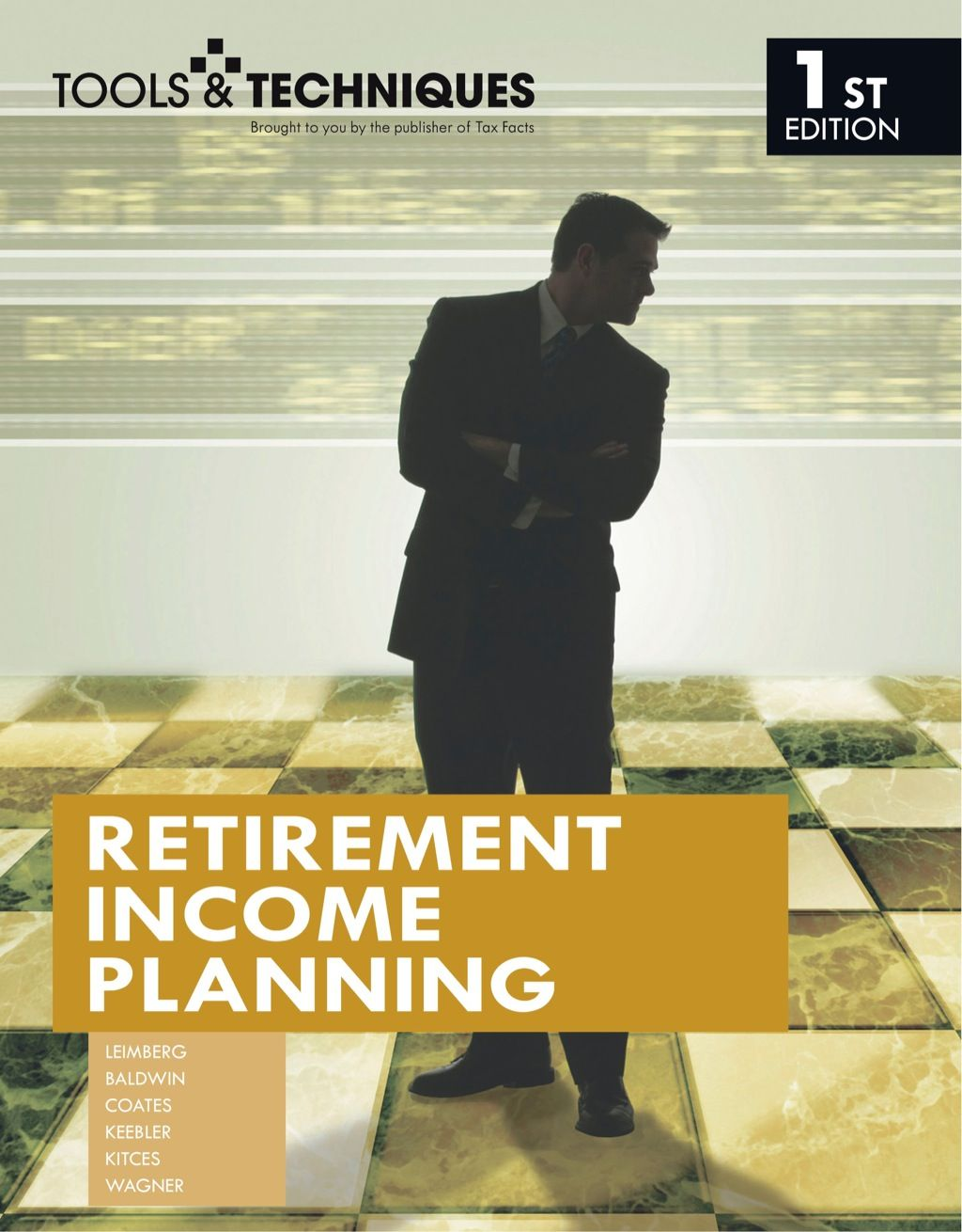 Tools Amp Techniques Of Retirement Income Planning Ebook