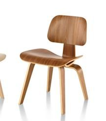 Molded ply wood Chair, Charles and Ray Eames, 1946, Estados Unidos
