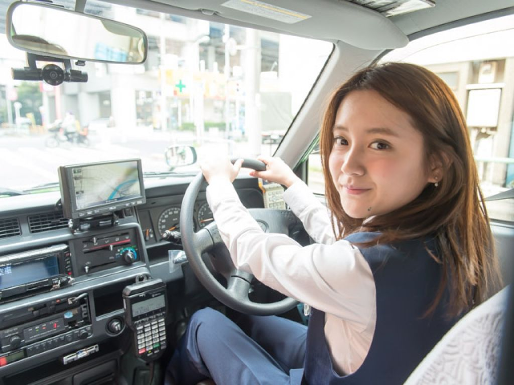 Japanese Taxi Driver #PrettyGirls #girls #hot #sexy #love #women #selfie #friends