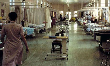 Image result for hospital ward | Glasgow | Vintage nurse ...