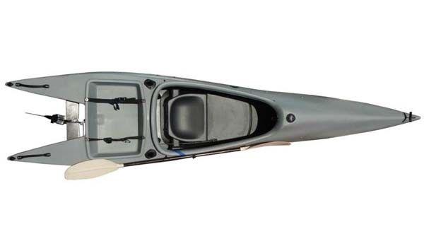 Santa cruz raptor sit inside fishing kayak review for Fissot fishing kayak