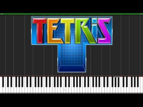 tetris musik