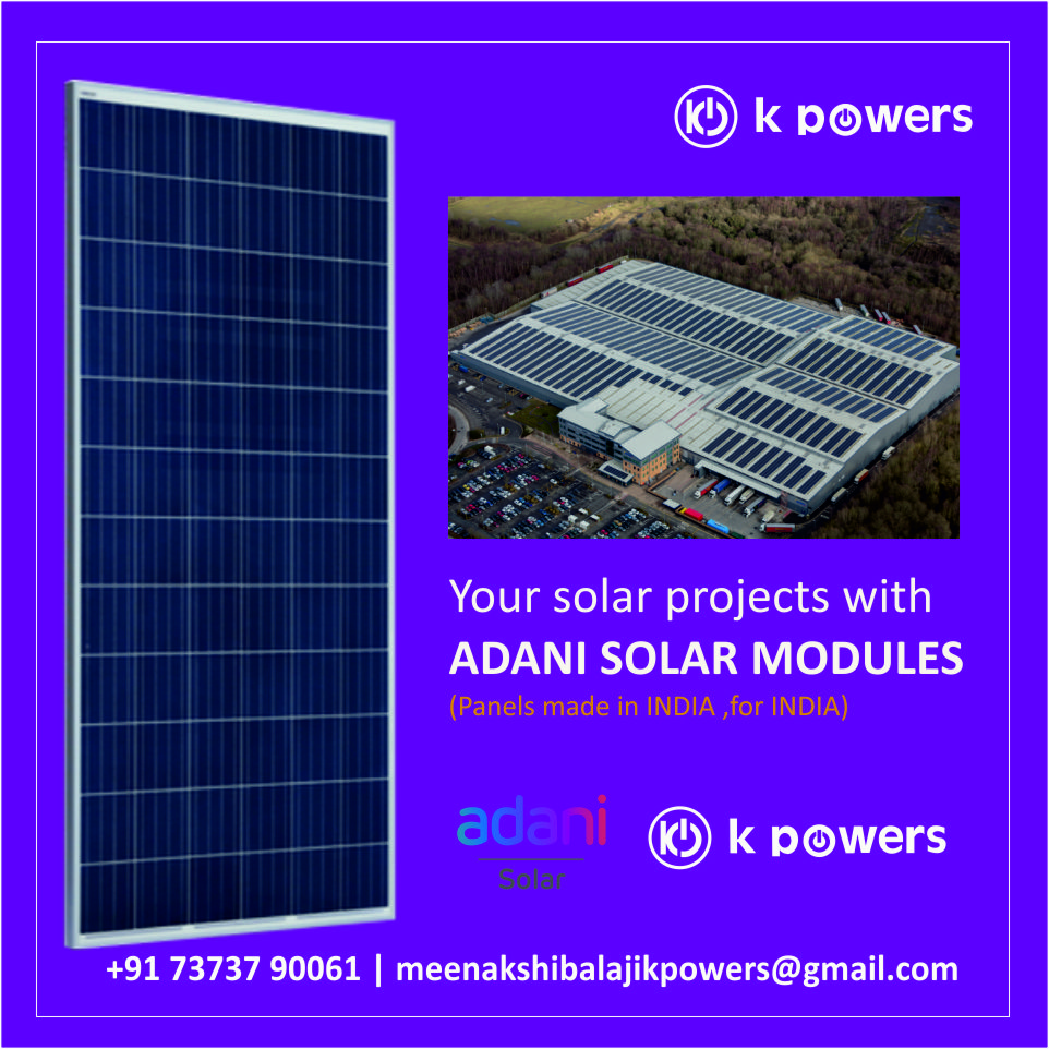Your Solar Projects Start With Adani Solar Modules Solar Module Solar Projects Solar