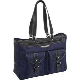 """Clark & Mayfield Marquam 18.4"""" Laptop Tote (Navy Blue) Clark & Mayfield. $97.46"""