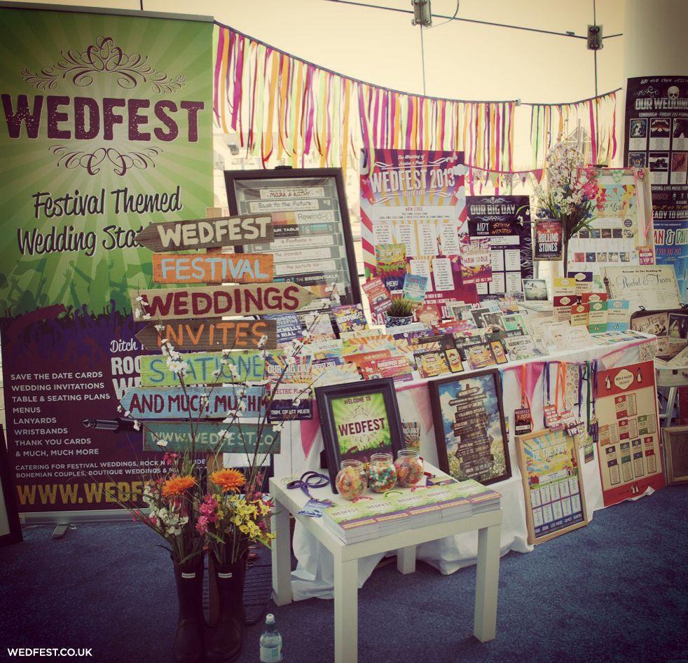 quirky weddings alternative wedding fair wedfest | Festival Wedding ...