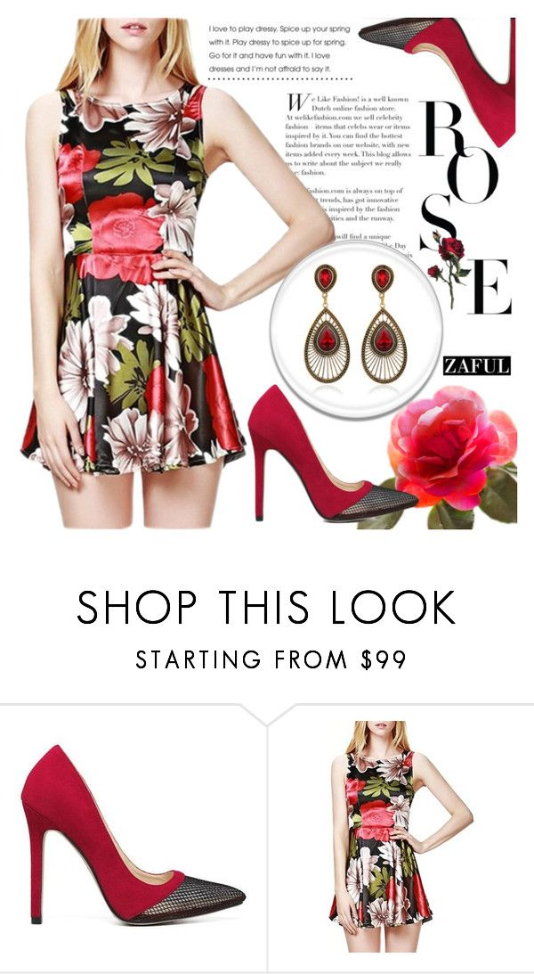 """""""#2 14.03"""" by edita-m ❤ liked on Polyvore featuring zaful"""