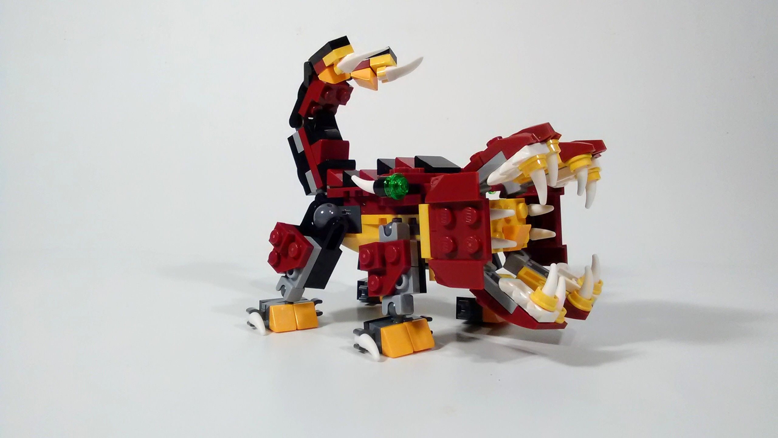 Chew All An Alternate Build Of The Lego Creator Set The Mythical