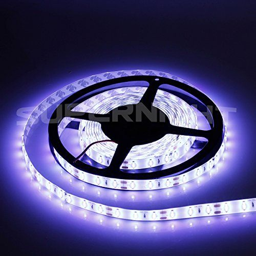Bzone Cool White Waterproof Flexible Led Strip Light 300 Leds Smd 7020 Indoor Outdoor Bright Led Rope Lig Led Rope Lights Flexible Led Strip Lights Rope Lights