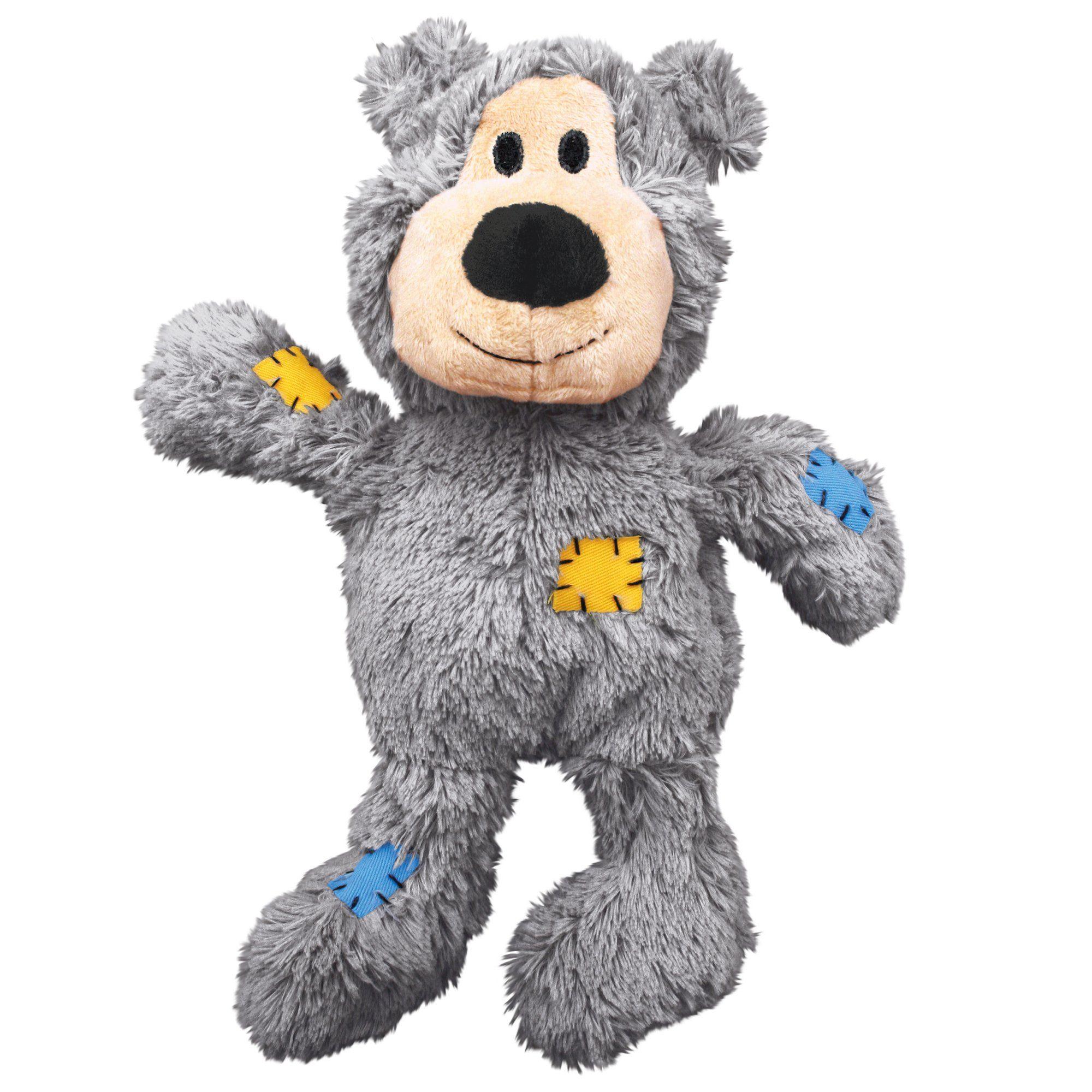 Kong Wild Knots Bear Dog Toy X Large Assorted Kong Dog Toys