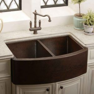 Best Material For Farmhouse With Images Farmhouse Sink Kitchen