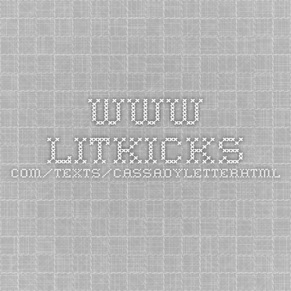 www.litkicks.com/Texts/CassadyLetter.html