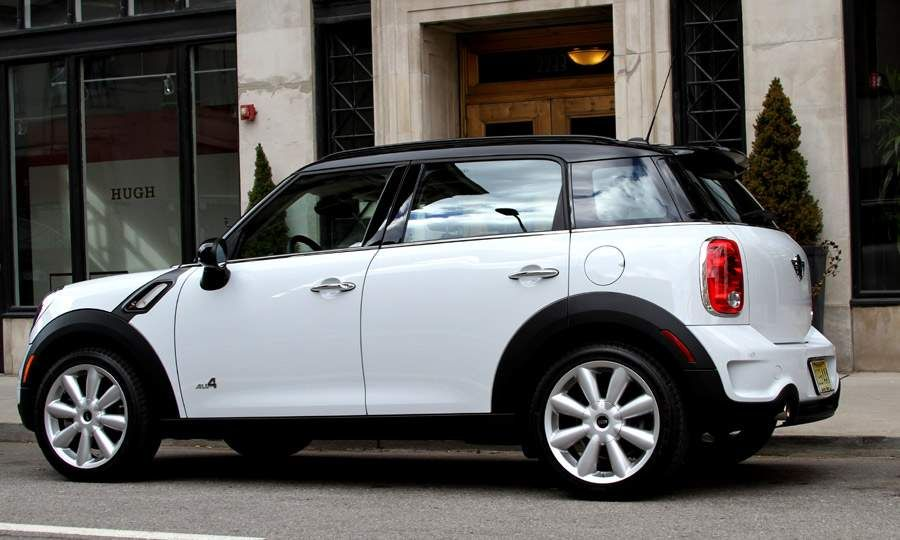 Mini Cooper S Countryman All4 This Is Exactly What I Want