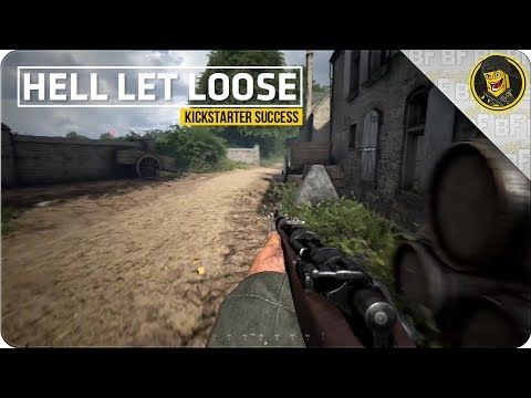 hell let loose gameplay
