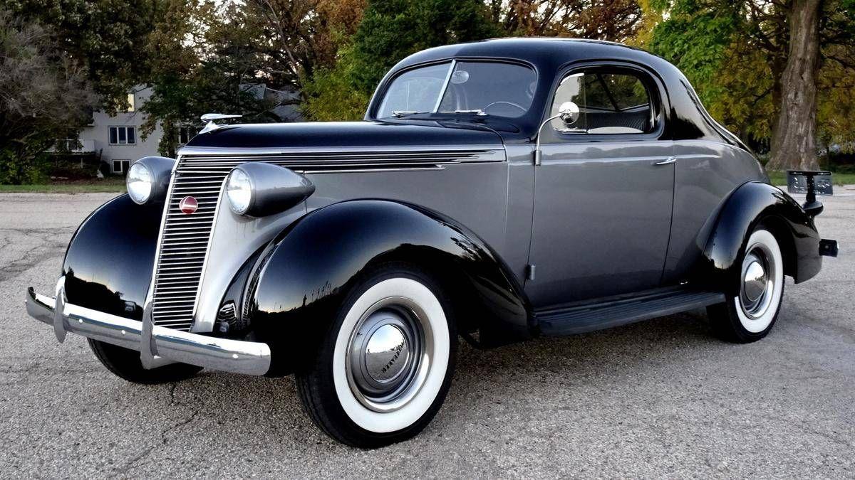 1937 studebaker dictator for sale 1883458 hemmings for Hemmings motor cars for sale