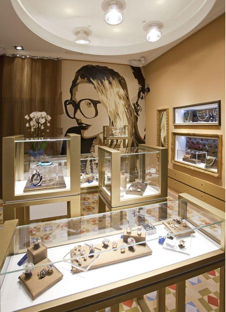 jewelry shop design, jewelry shop design ideas, design ideas,jewelry ...