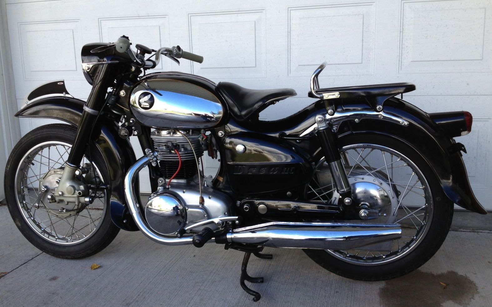 1957 honda dream me 250 | wheels x2 | pinterest | honda, honda