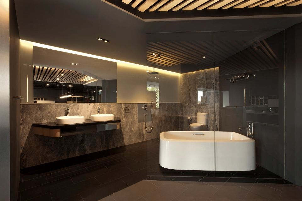 Toto Showroom Toto USA Pinterest Showroom - Toto bathroom