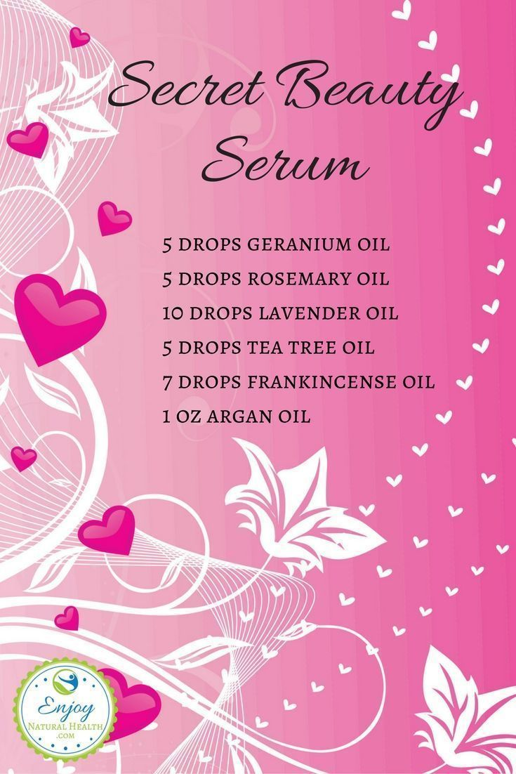Best Essential Oils For Face Care Serum Oil And Essentials