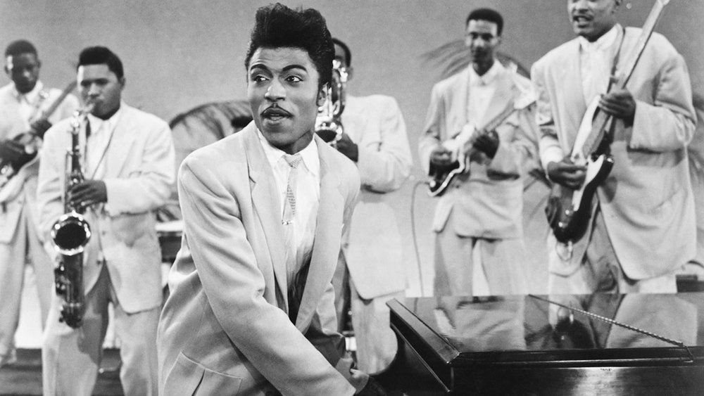 Image Result For Young Little Richard With His Girlfriend With