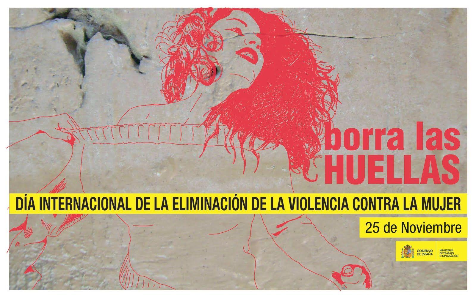 Dia de la NO Violencia a la Mujer - 25 nov