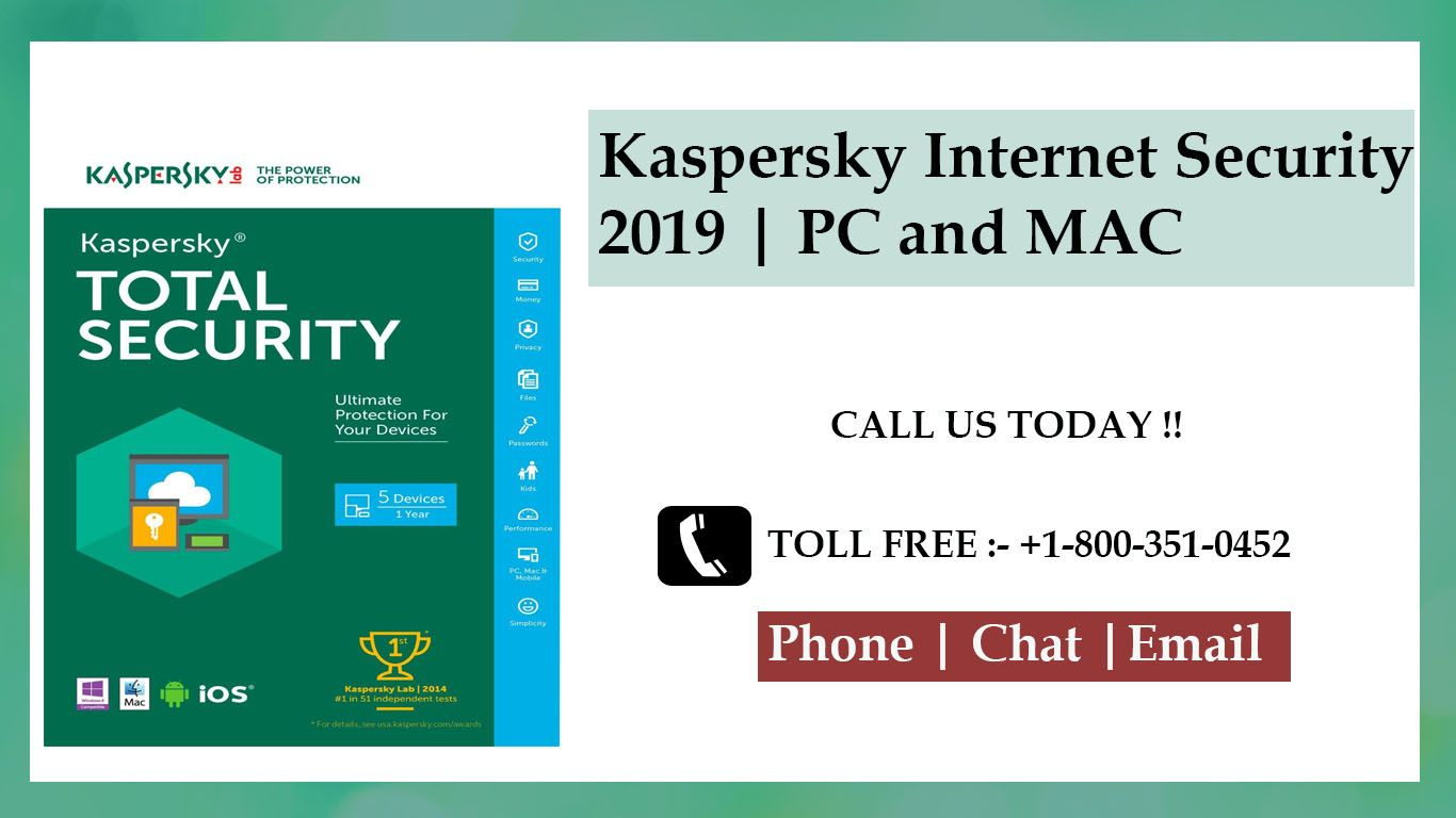 How to install kaspersky internet security 2019 for mac