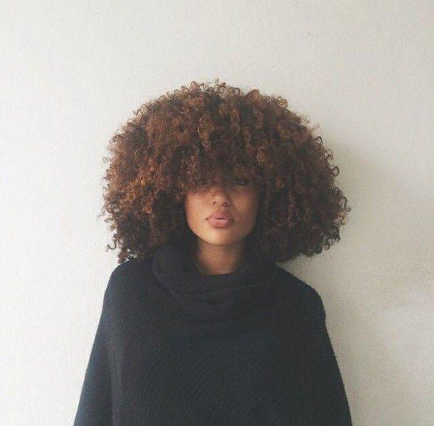 afro hair, black, bo, curly hair, cute, dark skinned, grunge ...