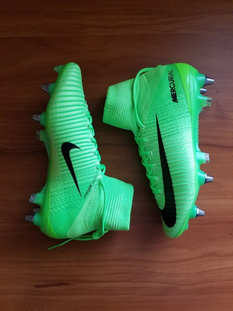 uk availability 91016 db1b0 Nike Mercurial Superfly V 5 SG-Pro Green Men s Soccer Cleats 831956-305 Size  6  fashion  clothing  shoes  accessories  mensshoes  athleticshoes (ebay  link)
