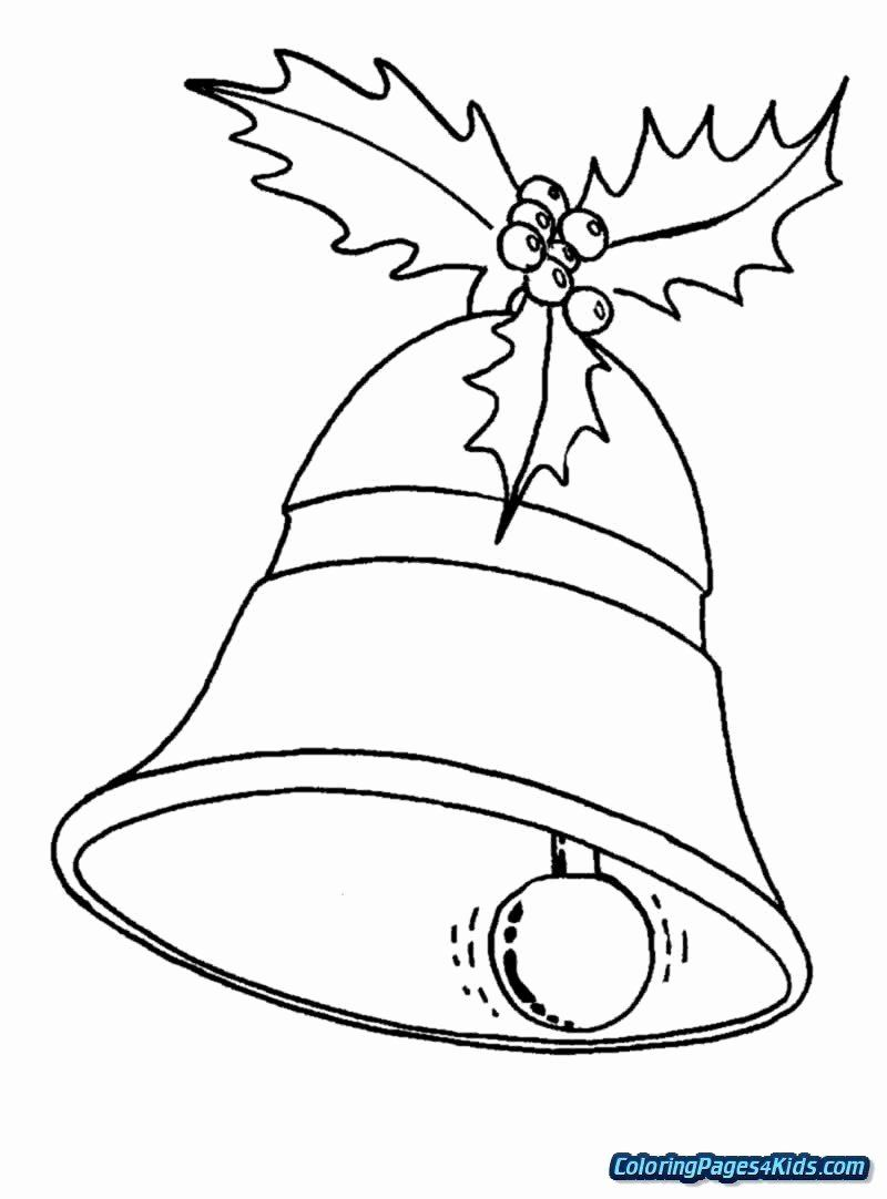 Coloring Tree Ornaments Awesome Winsome Christmas Ornaments Coloring Pages Waggapoultryub Christmas Coloring Pages Christmas Bells Tree Coloring Page