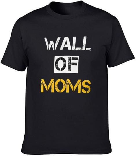 wall of moms regular t shirt in 2020 t shirt shirts on wall of moms id=58987